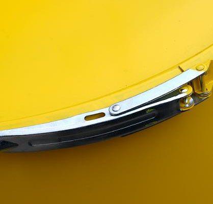 210 liter neck-in FOH steel drums, 210 liter TH steel drums, 210 liter FOH drums, UN steel drums, IMDG steel drums